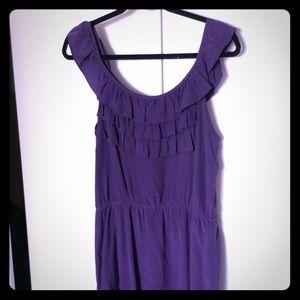 Amanda Uprichard Size Medium silk cocktail dress